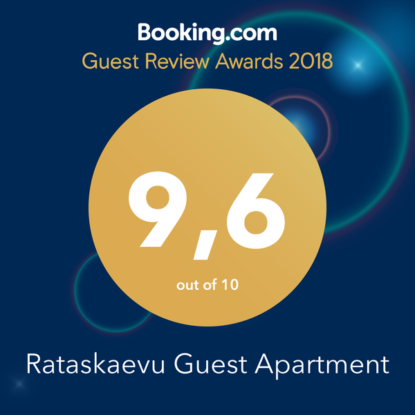 Lastekodu Apartment | Guest Review Award 2018